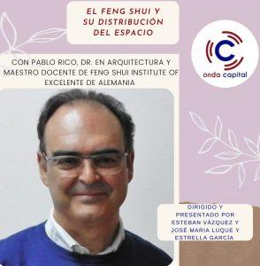 Lee más sobre el artículo Feng Shui con Pablo Rico (Onda Capital Radio)